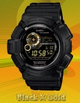GW-9300GB-1JF G-Shock Black X Gold