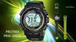 Protrek (Pathfinder) PRW-2000G