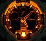 G-Shock GA-100B-7AJF LED