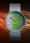"Alessi Watch: Andrea Branzi ""Out Time"" Multicolor"