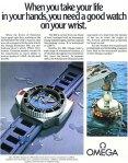 Omega Seamaster 600