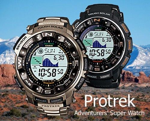 Casio Protrek PRW-2500 PRW-2500T