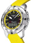 Tissot Men's T33786893 T-Touch NASCAR Watch