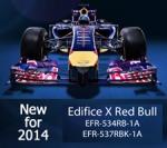 edifice x red bull 2014 EFR-534RB-1A EFR-537RBK-1A