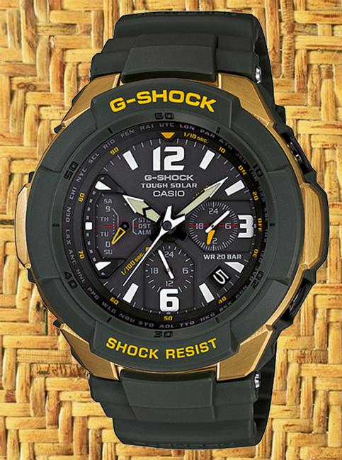 G-Shock Gravity Defier G-1200g-1a