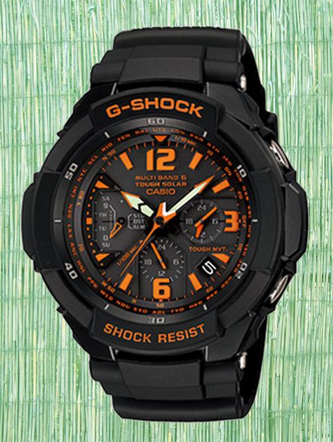 G-Shock G-Aviation GW-3000B-1A GW3000B-1A