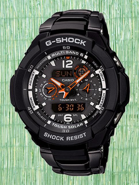 G-Shock G-Aviation GW3500BD-1A GW-3500BD-1A
