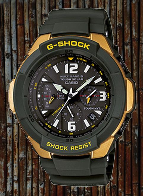 G-Shock G-Aviation GW-3000G-1A GW3000G-1A