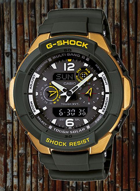 G-Shock G-Aviation GW-3500G-1A GW3500G-1A