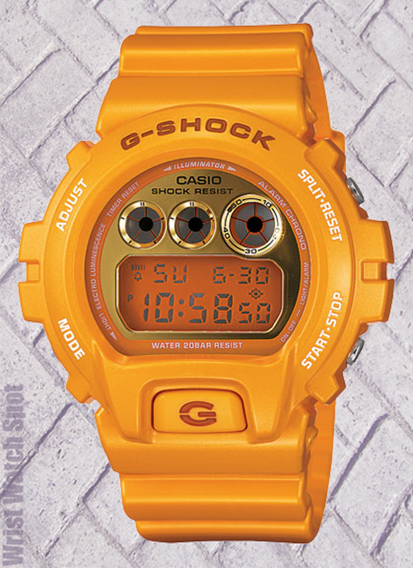 Published September 21, 2011 in Popular G-Shock 6900 Series Picture ...
