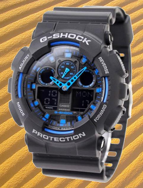 G-Shock GA100-1a2 ga-100-1a2