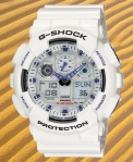 G-Shock GA100A-7A ga-100a-7a