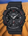 G-Shock GA120-1A ga-120-1a