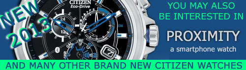citizen_proximity_2013 new watch smartphone iphone