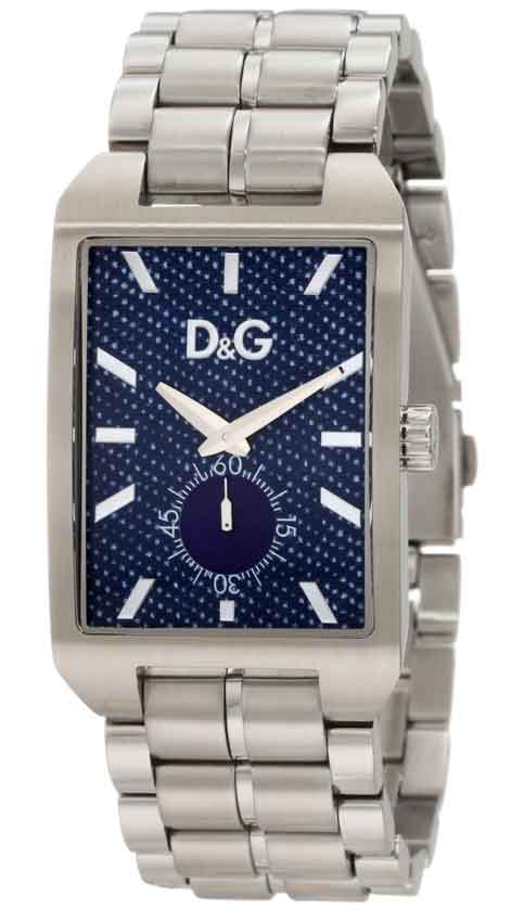 D&G Dolce & Gabbana Men's DW0638 Chamonix Analog Watch