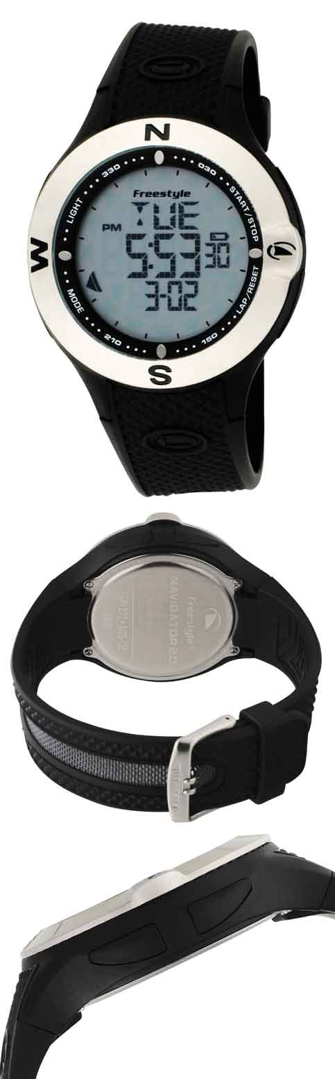 _freestyle_FS81277_ Freestyle compass watch, cheap sport multifunction digital