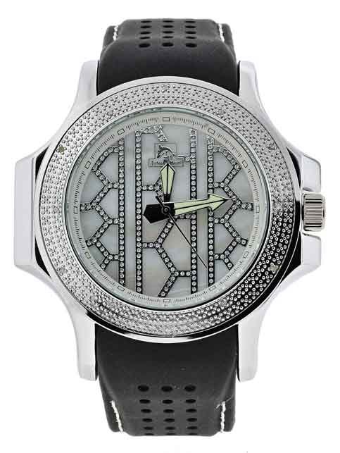 Techno Master Men's Diamond Watch TM2138-A3