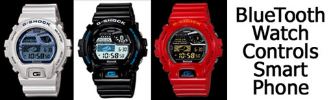 bluetooth_g-shock gb6900-1 -4 -7