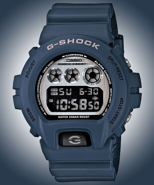 "DW-6900HM-2JF G-Shock ""Metalic Dial Series"""