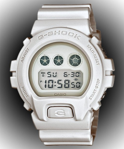 DW-6900WW-7JF G-Shock Standard Digital