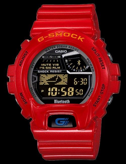 GB-6900-4JF G-Shock Bluetooth