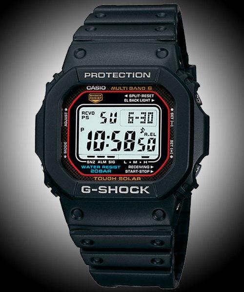 GW-M5610-1JF G-Shock Atomic & Solar