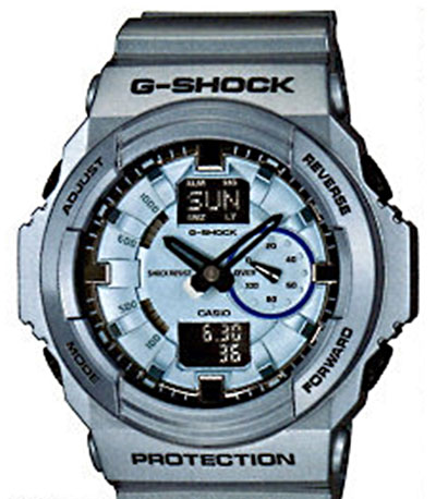 GA-150A-2AJF New G-Shock