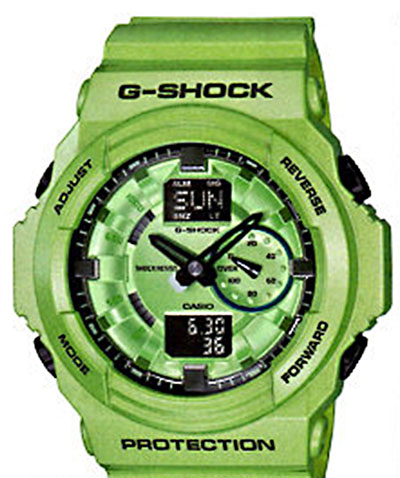 GA-150A-3AJF New G-Shock