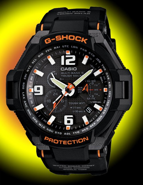 gw4000-1a g-shock g-aviation triple resist top of the line