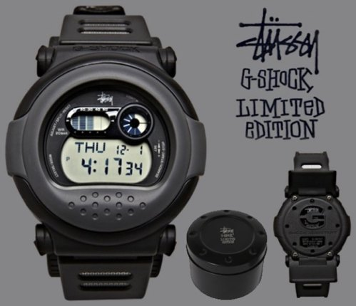 stussy_g-shock_jason rare special limited japan 2011