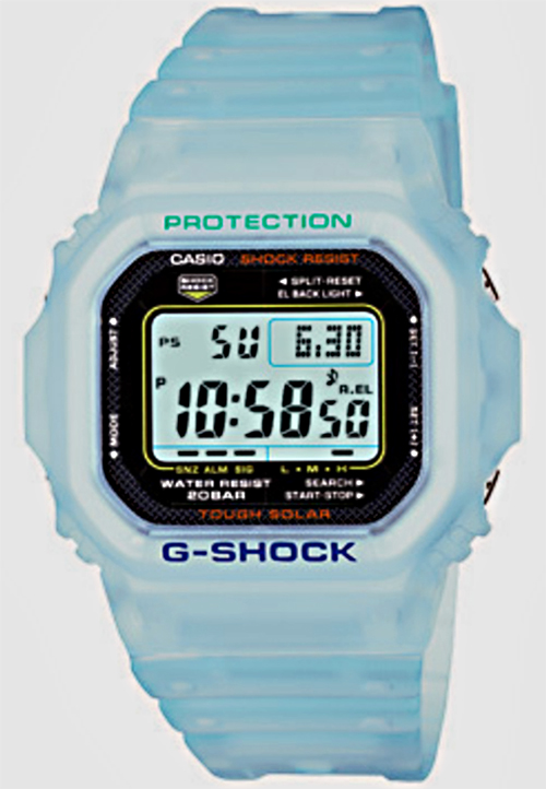 g-shock_G5600EB-2, light blue jelly, solar