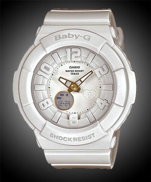 baby-g g-shock lover's collection 2011 2012 bga-132