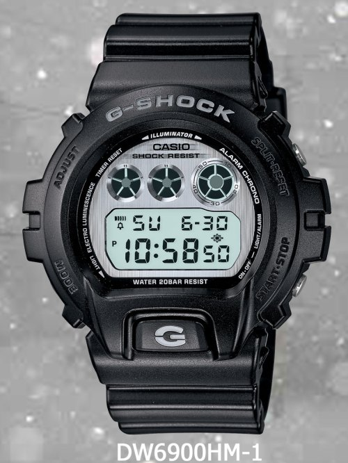 DW6900HM-1 g-shock new march 2012