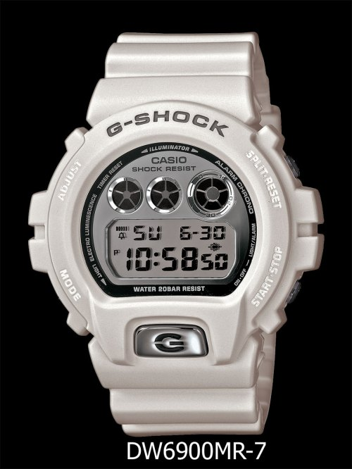 DW6900MR-7 g-shock new march 2012