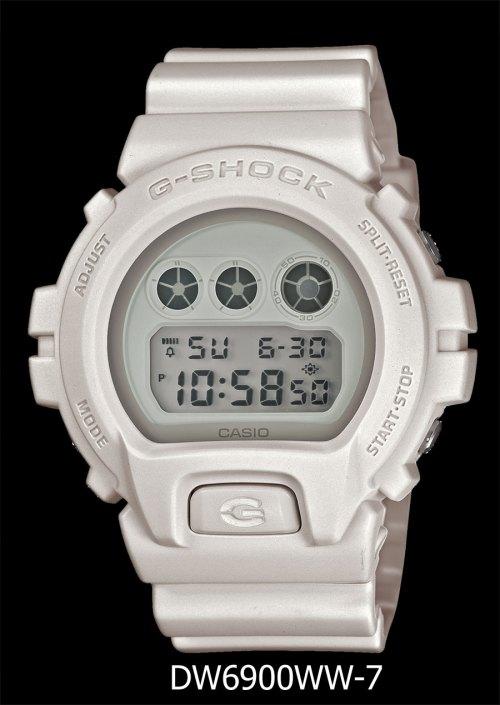 DW6900WW-7 g-shock new march 2012