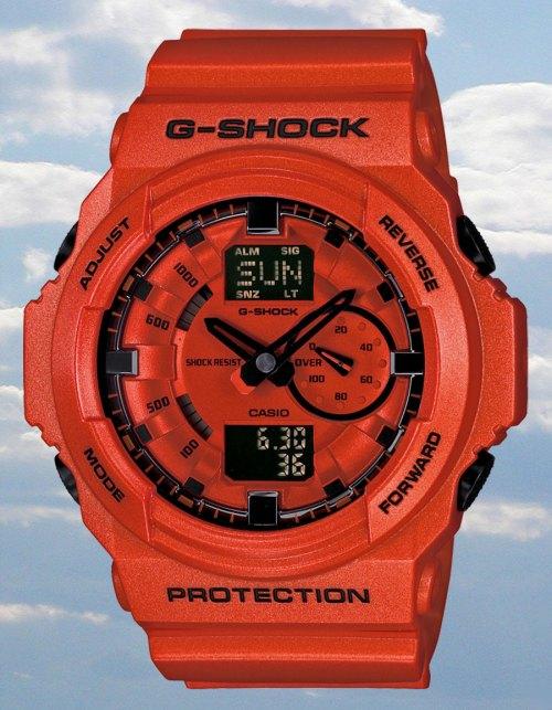 G-Shock GA150A-4A