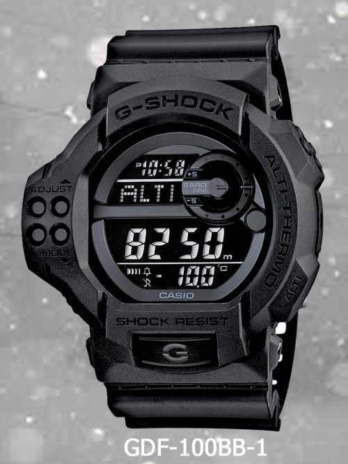 DF100BB-1 g-shock new march 2012