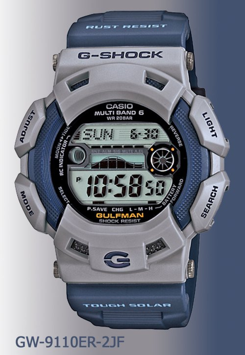 GW-9110ER-2 gw9110er-2 g-shock gulfman april 2012 master of g, men military colors