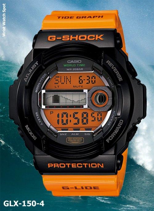 glx150-4 g-shock may 2012 new glx-189-4jf
