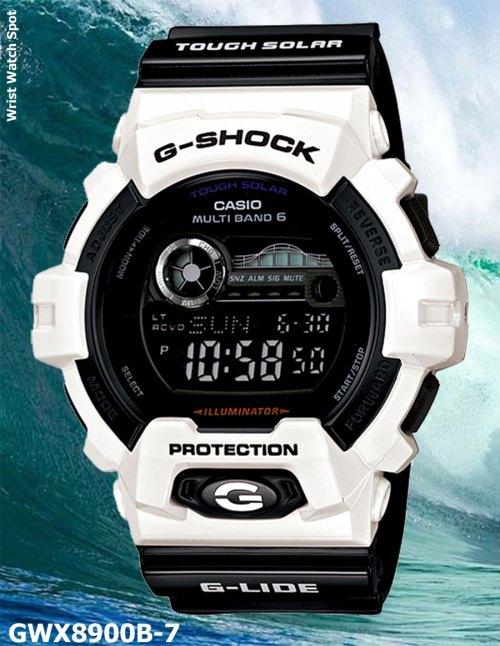 gwx8900b-7 g-shock g-lide new may 2012 gwx-8900b-7