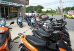 moped scooter rental sale rehoboth beach delaware