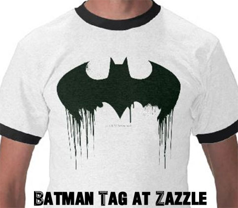 batman tag tee zazzle dope
