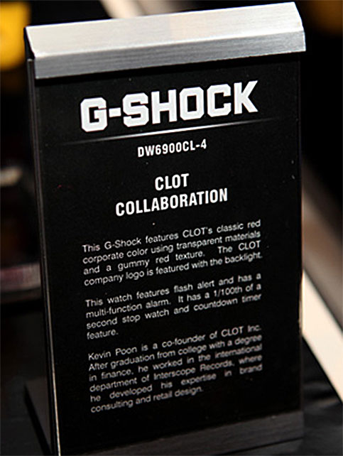 clot_g-shock_2012 collaboration watch 30th anniversary edison chen kevin poon