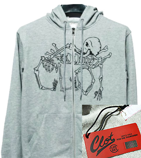 clot_juice_watch_2012 fashion skull edison chen kevin poon hoodie new