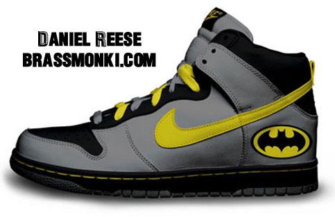 daniel_reese_brassmonki painted sneakers special order