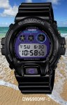 dw6900mf-1 g-shock metallic finish dial mirrored lcd high gloss new 2012