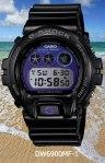 dw6900mf-1 g-shock metallic finish dial mirrored lcd high gloss new 2012