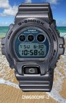 dw6900mf-2 metallic finish g-shock mirrored lcd dial high gloss new 2012