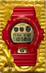 dw6930a-4 g-shock rising red 30th anniversary