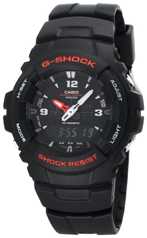 g-shock g100-1bv beater casio watch 2012 cheap sale